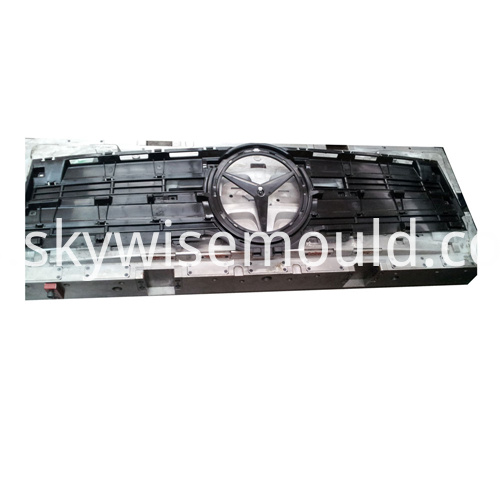 Benz automotive bumper mold