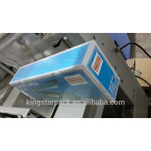 heat PVC film High Quality manual wrapping machine machine BS350