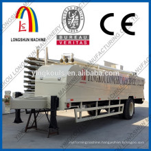 Curved Roofing Arching Steel Sheet Building Machine