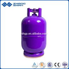 Réservoirs de gaz de cylindre de GPL 5KG Turquie pour la cuisine de maison