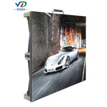 Armoire d'affichage extérieur à LED de location PH3 576x576mm