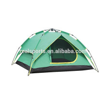 3-4 People Outdoor Camping Tent Waterproof Travel Family Tent Camping Foldable