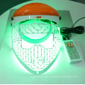 2015 Hot sale photon therapy rejuvenation led beauty light mask