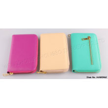 2015 New Fashion Leather Wallet (HAW0462(2))