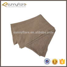 Fashion pure mongolian cashmere scarf for lady