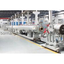 Maquinaria para tubos de HDPE