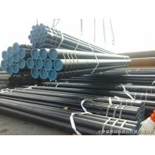 Tuyau d'acier ASTM A106/A53 de tube d'acier sans couture de carbone étiré à froid de 1-1/4inch