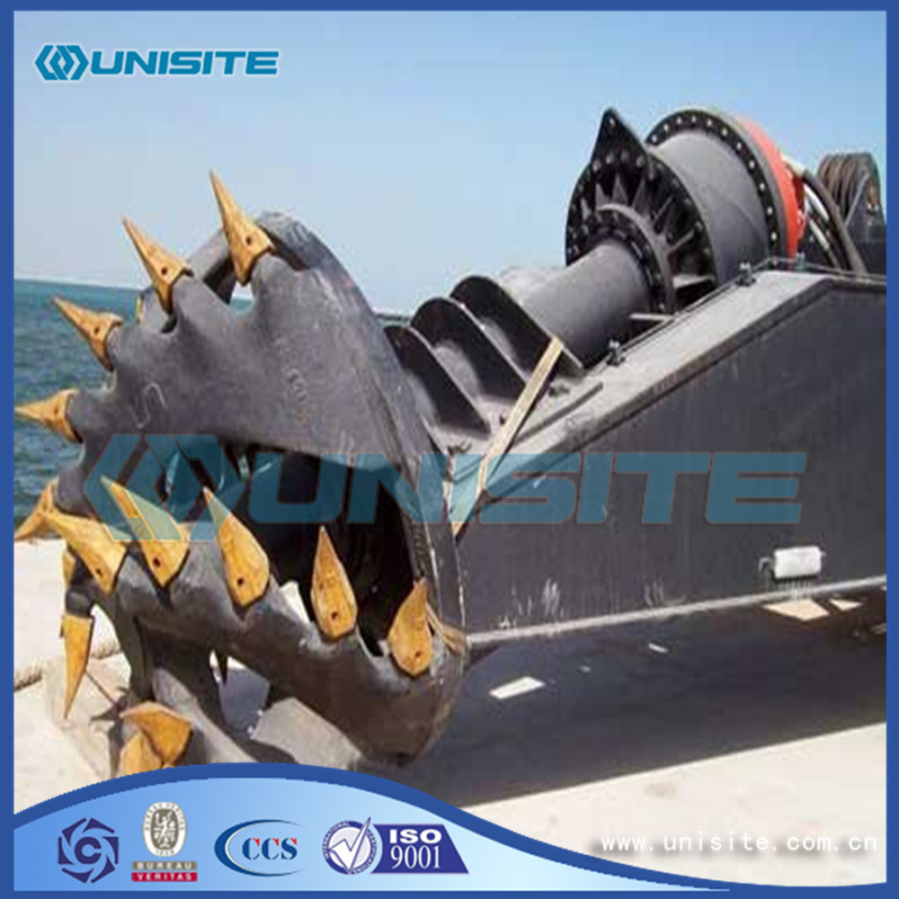 Steel Dredge Cutter Head