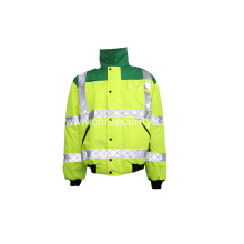 Outdoor thermal reflective jackets