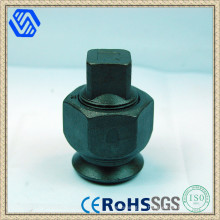 Carbon Steel Radmutter für LKW