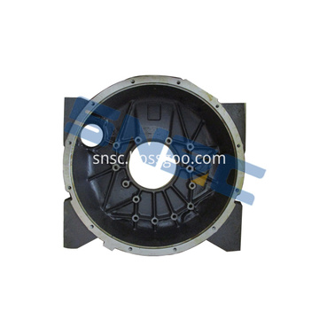 Suku Cadang Weichai 61500010575 Flywheel Housing SNSC
