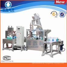 Máquina de llenado para pintura industrial / Pintura anticorrosiva // Resina / Solvente químico / Agentes de curado / Aceites