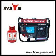 BISON (Китай) Комплект высококачественного сжиженного нефтяного газа для генератора