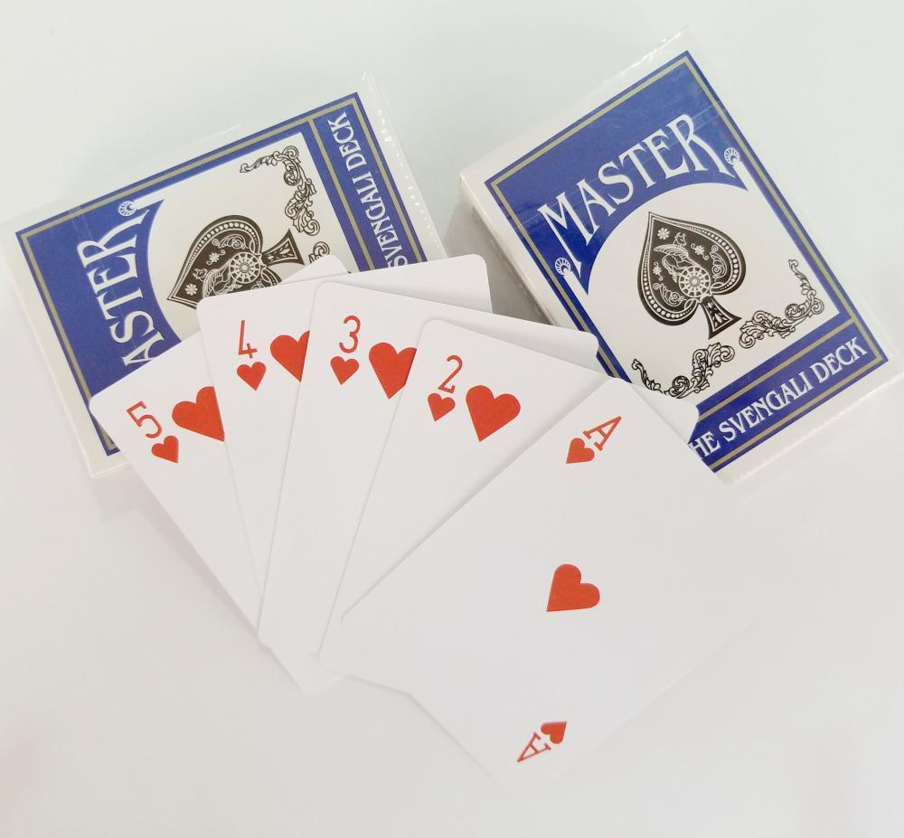 Flash Card Game With Box