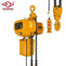 220V Single Phase 1 ton Electric Chain Hoist
