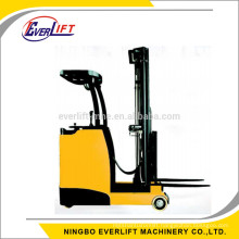 1.5 Tons Stand-Up Reach truck electric powered forklift low price forklift for sale