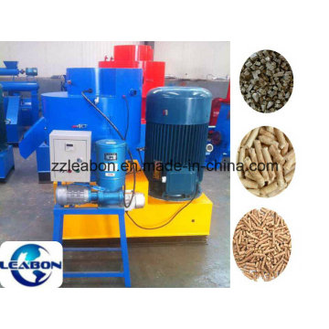 Vertical Ring Die Wood Pellet Press/Pellet Mill Long Service Life