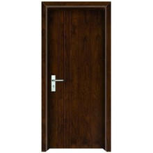 interior room wood door