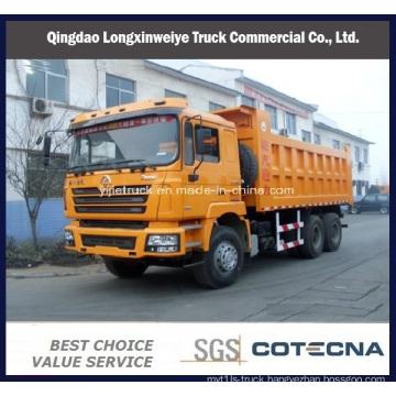 Shacman D′long 6X4 340HP 30ton Mining Dump Truck