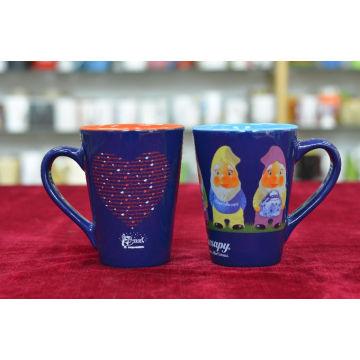 Blue Promotion Mug