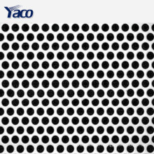 Métal perforé de maille de filtre / feuille perforée de métal de trou