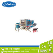 "Goldshine Aluminium Foil Sheet Folding Machine for Pop-up"" Aluminium Foil Paper"