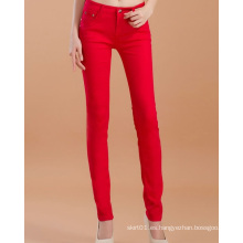 OEM Mujer Ropa 2015 Lates Oficina Sweet Ladies Pantalones