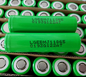flashlight song battery 18650 Battery MJ1
