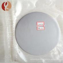 Alvo de 99,99% Pure Ceramic Li2tio3 Sputtering