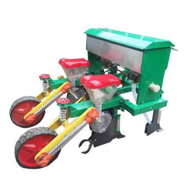 Jardinière à maïs à 2 rangées avec machine à engrais