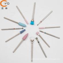 Yaqin professional manicure tool Dark diamond Nail Drill Bit