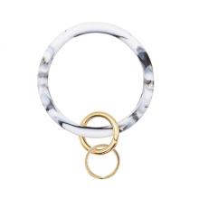 Custom Silicone Bangle Key Ring