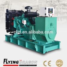 Дистанционное управление и электрический генератор ATS 125KVA без топлива с двигателем cummins