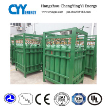 High Pressure Oxygen Gas Cylinder Dnv Rack