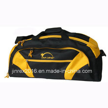Popular Polyester Sports Travel Gym Fitness Shoulder Bag
