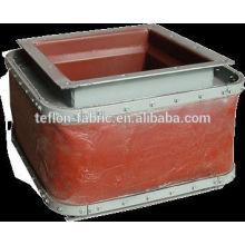 Выдающаяся производительность Гибкая стеклянная ткань с силиконовым покрытием для компенсационного шва
