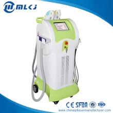 Máquina multifuncional para depilación láser combinada