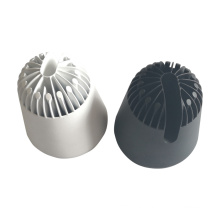 Reliable High Power Anodized Extruded Aluminum Spotlight LED Light Heatsink