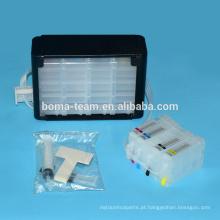 PGI2500XL Sistema de fornecimento contínuo de tinta para canon mb5050 mb5350 ib4050 ciss tanque de impressora
