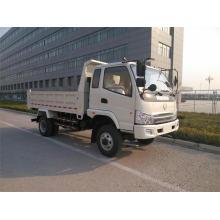 China 4WD Tipper Truck 5ton Dumper 4X4
