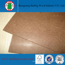 1220X2440X3mm Decorative Hardboard with Cheap Price