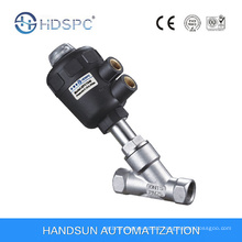 Pneumatic Operated Angle Seat Valve