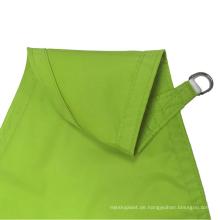 5x5x5m 160gsm wasserdichtes Polyester-Sonnensegel für den Pool auf dem besten Verkauf