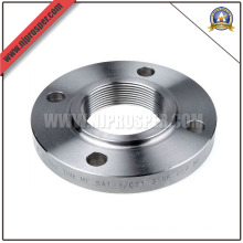 Stainless Steel Threaded Flanges According to ANSI (Yzf-F1290