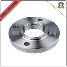 Flanges rosqueadas de aço inoxidável de acordo com ANSI (Yzf-F1290
