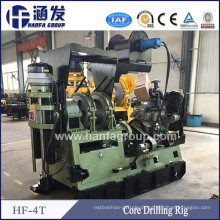 Applicable to Various Strata, Hf-4t Portable Core Drill for Sale