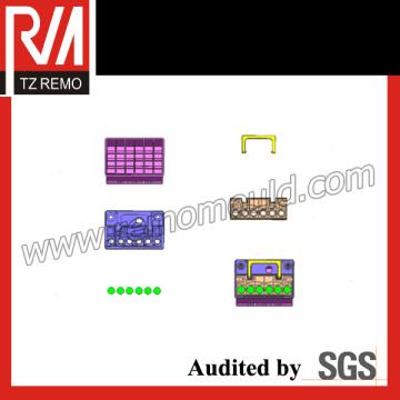 Rmbm160312 coche batería molde / Ns40 / Ns50 / Ns60 / Ns70 / Ns120 molde