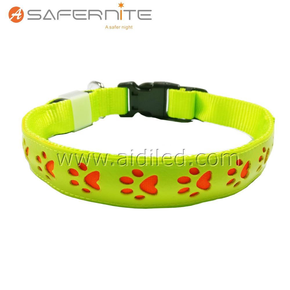 Night Safety Pet Collar