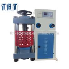 TBTCTM-2000 (N) avec l'imprimante et la machine d'essai de compression de sauvegarde