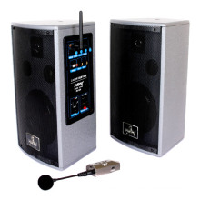 2.4G Speaker Set with Transmitter and Mic, 60W
